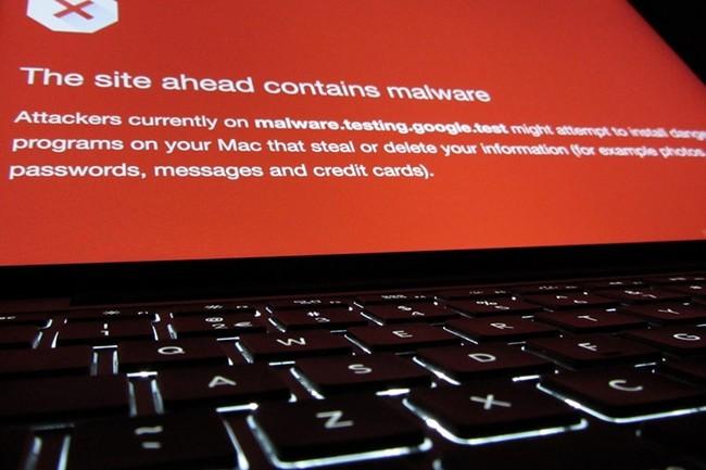 Ce sont les attaques via les logiciels de demande de rançon qui sont le plus utilisées par les pirates pour s'en prendre aux entreprises d'après le rapport du ministère de l'Intérieur. (Crédit : D.R.)