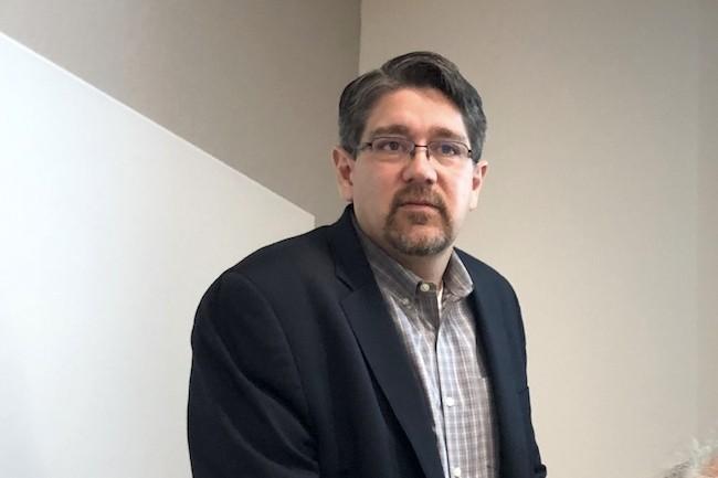 Nommé CEO d'Axway en avril dernier, Patrick Donovan était précédemment directeur financier de l'éditeur. (Crédit S.L.)