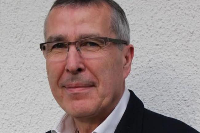 Jean-Pierre Moreau, président d'ADN Ouest, et également DSI du Groupe Bouhyer va engager des changements pour renforcer la visibilité de son  association (crédit : D.R.).