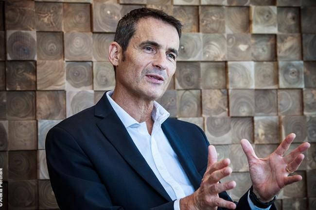 Stéphane Deux, DSI groupe d'Europcar Mobility Group, doit accompagner la transformation digitale d'un spécialiste de la location de véhicules en Europe devenu acteur global de la mobilité.