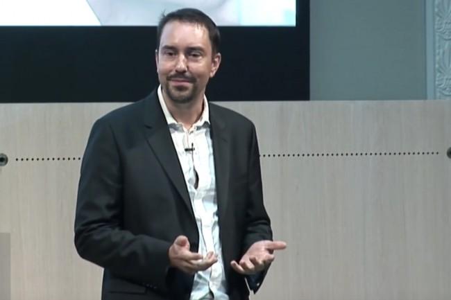 Reprenant l'adage « Java is the new C » Antoine Chambille, directeur R&D de l'éditeur franco-américain ActiveViam, suit avec passion les avancées de Java sur la haute performance. (Crédit : ActiveViam)