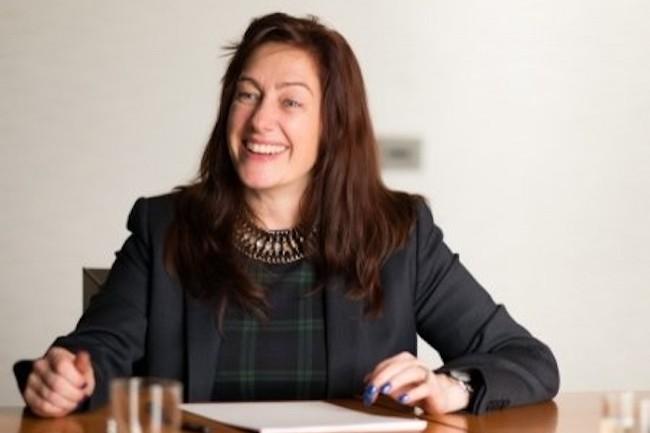 Gill Holloway a entamé son parcours chez Insight en 1996 en tant que directrice de clientèle. (Crédit photo : D.R.)