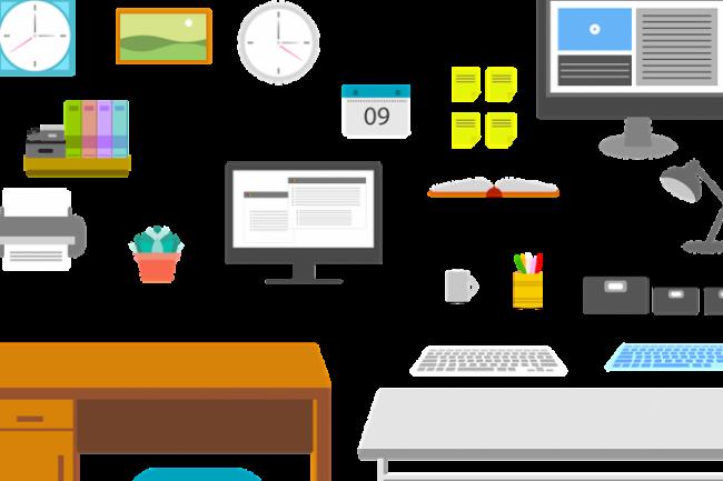 L'adoption du digital workplace selon l'âge et les secteurs d'activité (photo Pixabay).