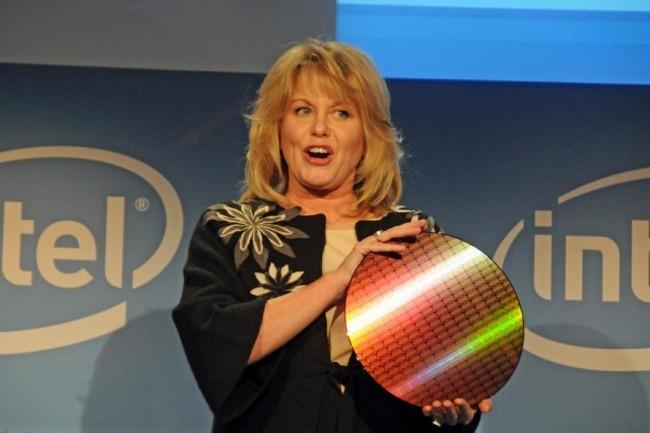 Après 32 ans passés chez Intel, DianeBryantavait abandonné le cocon du fondeur pour diriger les activitéscloudde Google, qu'elle vient de quitter. (Crédit Intel)