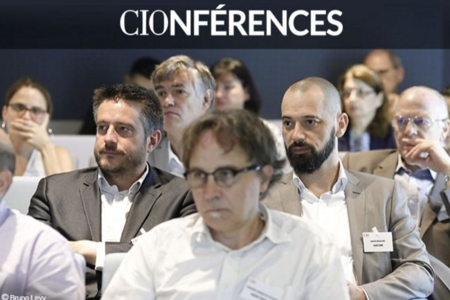 « Assurer la sécurité de l'entreprise étendue » a été le thème de la CIOnférence du 3 juillet 2017. (crédit : Bruno Levy)