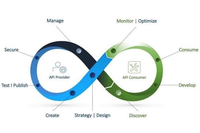 Si les API sont devenues incontournables dans les entreprises, elles demandent des outils spécifiques pour gérer leur cycle de vie. (Crédit D.R)