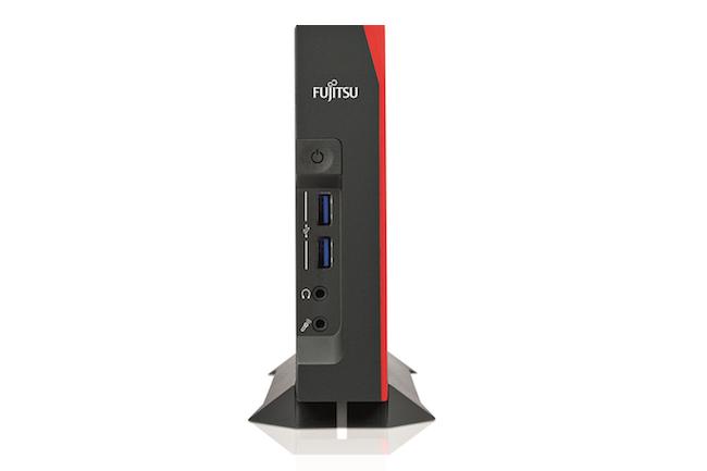 Le Futro S740 de Fujitsu est disponible au prix de 415 €HT. (Crédit D.R.)