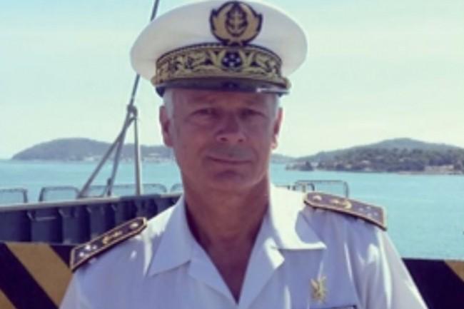 La DGNUM est placée sous l'autorité d'Arnaud Coustillière, vice-amiral d'escadre. (Crédit : ministère des Armées)