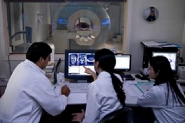 Watson Imaging Care Advisor for Liver sera la première solution fruit de la collaboration entre le spécialiste en imagerie médicale Guerbet et IBM. (Crédit : Guerbet)