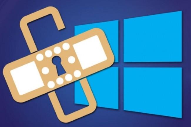 En juillet, Microsoft a annoncé une salve de 53 correctifs de sécurité concernant ses différents produits. (Crédit : D.R.)