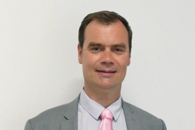 Guillaume Mordant, chef du service Insee Info Service, explique la création de l'API Sirene. (Crédit : D.R.)