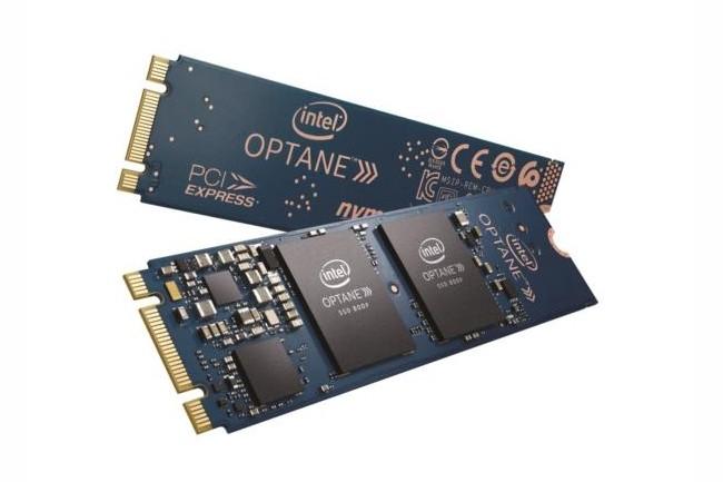 Si Intel a bien commercialisé ses composants 3DXPoint pour PC et serveurs, Micron est resté beaucoup plus timoré. (Crédit Intel)