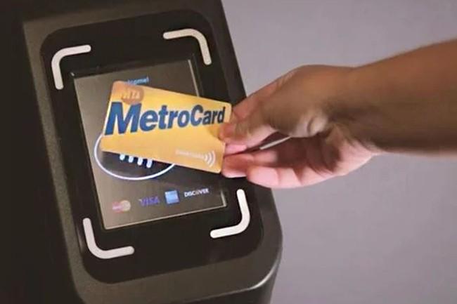 New York abandonne sa carte de métro pour utiliser un système sans contact