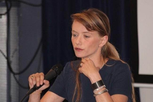 Pauline Blassel a notamment occupé le poste de secrétaire générale adjointe de l'Hadopi en janvier 2014. (crédit : Lionel Allorge / Creative Commons)