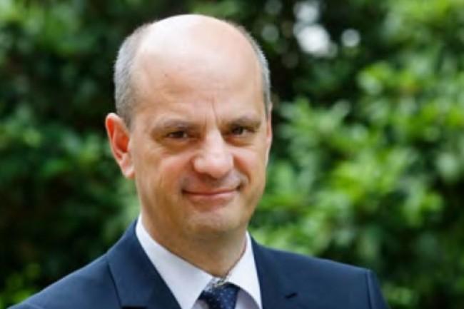 Jean-Michel Blanquer, ministre de l'Education Nationale, a décidé d'abandonner le système d'information des ressources humaines de son ministère qui n'a jamais été utilisé à son plein potentiel depuis sa mise en oeuvre. (crédit : D.R.)
