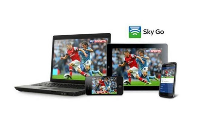 Sky est dans la double position de diffuseur sportif et fournisseur de services internet. Il a choisi de s'apppuyer sur Google Cloud pour identifier les sites pirates en temps r�el. (Cr�dit : Sky)