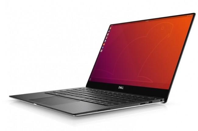 L'édition développeur du dernier XPS 13 de Dell sous Ubunto 18.04 est annoncé pour un tarif minimal de 1 050 dollars aux Etats-Unis. (Crédit : Dell)