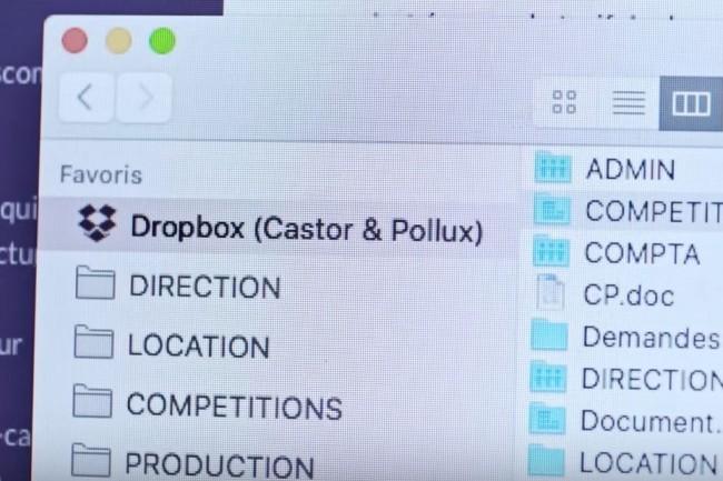 Dropbox indique que ses clients ont un besoin exponentiel d'espace de sauvegarde en raison de l'augmentation du poids des fichiers qu'ils souhaitent conserver. (Crédit : Dropbox)