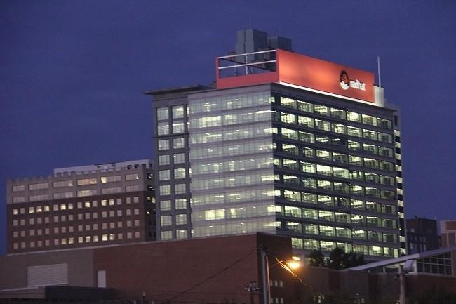 Le siège de Red Hat à Raleigh, en Caroline du Nord.