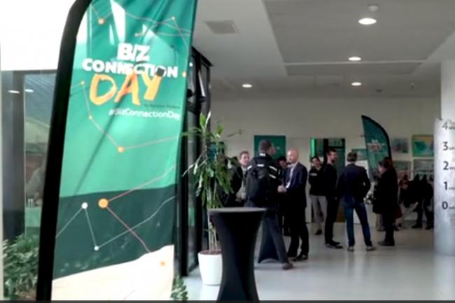L'an dernier, le Biz Connection Day avait réuni 13 grands groupes nationaux et 65 PME et start-ups du numérique. (Crédit : M. Media)