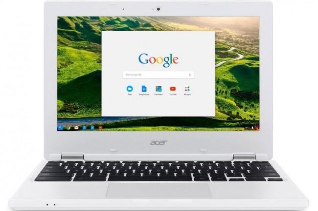 Sur les Chromebooks, par nature, Chrome OS dépend fortement du cloud pour le stockage et les services. (Crédit : D.R.)