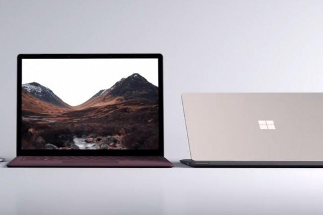 le microsoft surface laptop en solde de 20 sur amazon le monde informatique. Black Bedroom Furniture Sets. Home Design Ideas