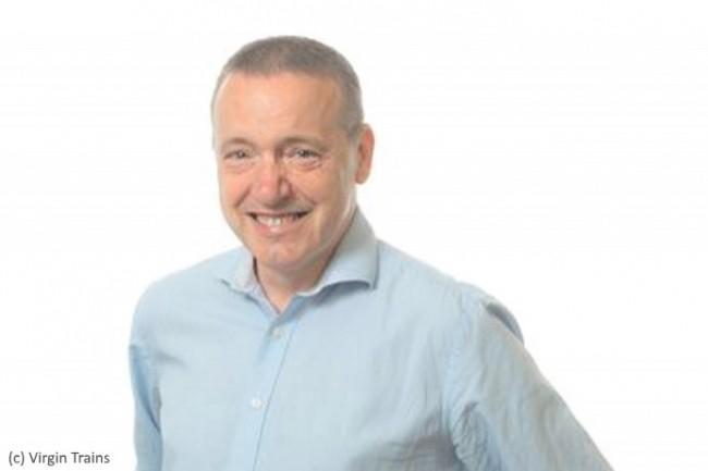John Sullivan, CIO de Virgin Trains, s'astreint à passer une journée par mois dans une gare.