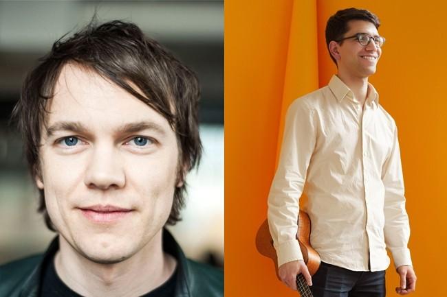 FiftyThree a été fondée par quatre personnes dont seulement deux y travaillent encore : son CEO, Georg Petschnigg (à gauche) et son directeur de la conception, Andrew Allen. (Crédit : 53)
