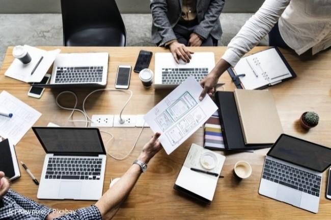 La révolution numérique est séduisante mais peut aboutir à de coûteux errements. (Crédit D.R.)