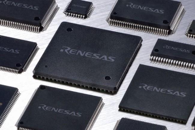 Renesas Electronics est à ce jour le 3e fabricant de semiconducteurs derrières NXP-Qualcomm et Infineon. (crédit : D.R.)