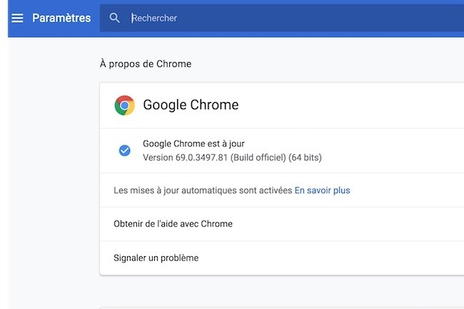 Un nouveau gestionnaire de mots de passe arrive avec Google Chrome 69 : attention à bien verrouiller le navigateur. (Crédit S.L.)