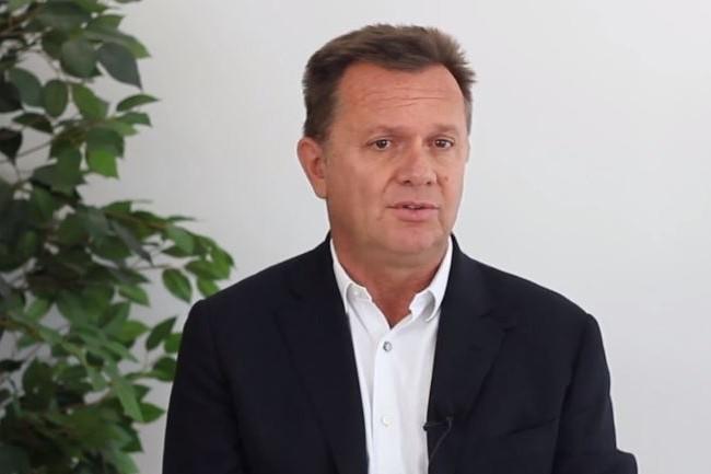 « On souhaite être au plus près de nos clients en apportant le plus d'expertise possible », nous a expliqué Frédéric Rouaud, directeur général de Devoteam G Cloud. (crédit : LMI)