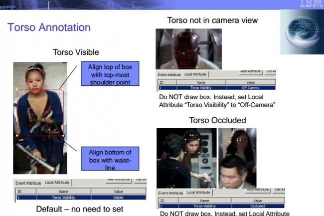 Un document en ligne livre des détails techniques sur le développement par IBM d'une solution de reconnaissance faciale s'appuyant sur des images de la police new-yorkaise. (crédit : IBM)