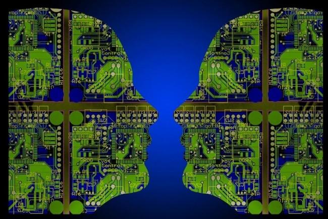 Des Etats-Unis à la France, tous les grands pays investissent massivement dans les technologies IA pour ne pas se laisser distancer dans un domaine hautement stratégique. (crédit : Pixabay / Geralt)