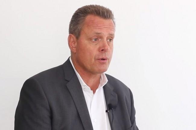 « Fortinet a une approche distruptive en apportant une fédération des différentes fonctions de sécurité, que l'on fournit par ailleurs, au travers d'une matrice permettant d'apporter de la synergie, de l'automatisation et de l'intégration à travers toutes ces fonctions de sécurité », nous a indiqué Christophe Auberger, directeur technique France de Fortinet. (crédit : LMI)