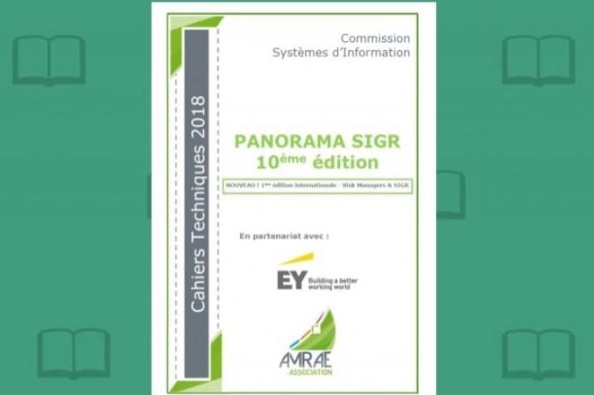 L'AMRAE vient de publier la dixième édition du Panorama SIGR en partenariat avec EY. (crédit : D.R.)
