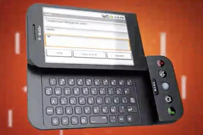 Il y a 10 ans, sortait le 1e mobile Android. Et il n'avait pas de prise jack!