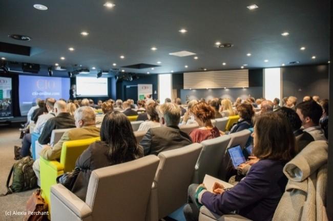 Le 25 septembre 2018, CIO a organisé une conférence «Digital Workplace» au Centre d'affaires Paris Trocadéro.