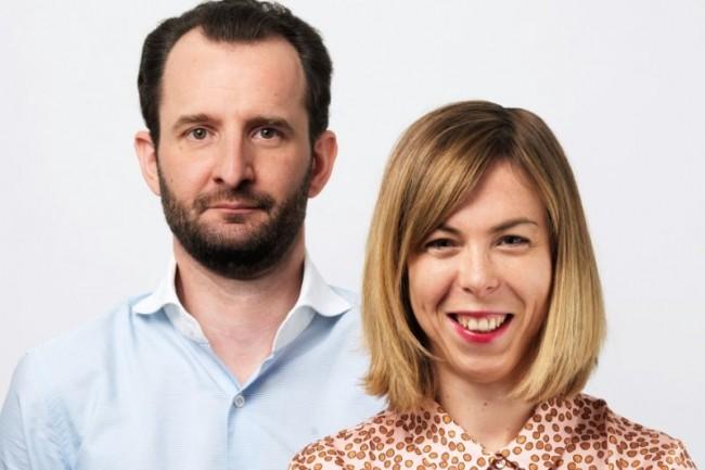 Thomas et Alexandra Rougier, fondateurs du site de vente et d'achat UDeal, visent les 400 000 inscrits d'ici 2020. (Crédit. D.R.)