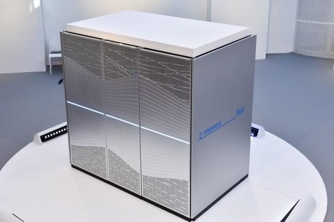 Le supercalculateur Romeo de l'URCA repose sur un BullSequana X1000 fourni par Atos. (Crédit : Atos)