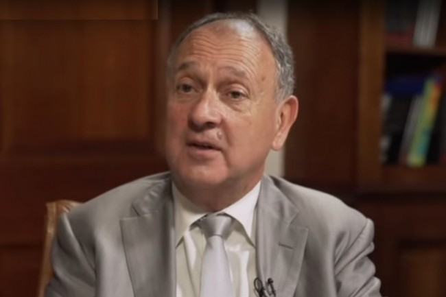 Paul Hermelin, PDG de Capgemini, souligne le fort esprit d'entreprise et l'expertise reconnue de la société de conseil June 21 en stratégie digitale. (Crédit : D.R.)