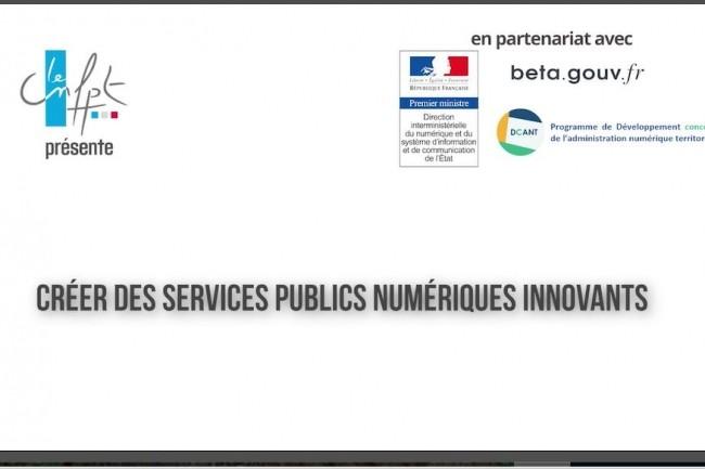 La mission  du MooC  « Créer des services public numériques innovants » est d'améliorer le service public en favorisant le passage à l'action des agents. Crédit. D.R.