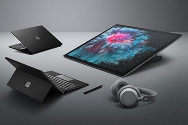 Microsoft a annoncé la mise à jour de Surface devices le 2 octobre : Surface Laptop 2, Surface Pro 6 et Surface Studio 2. Les écouteurs de surface ont rejoint la famille.
