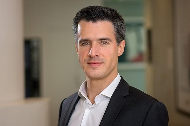 C'est Antoine Connault qui a été nommé directeur du Global Markets Incubator. (Crédit : Société Générale)
