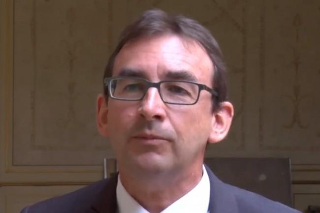 Alain Lefeuvre, head of digitalization of financial flows au groupe Rocher, a choisi la solution Expense de Traveldoo pour gérer les les notes de frais. (Crédit Photo : DR)