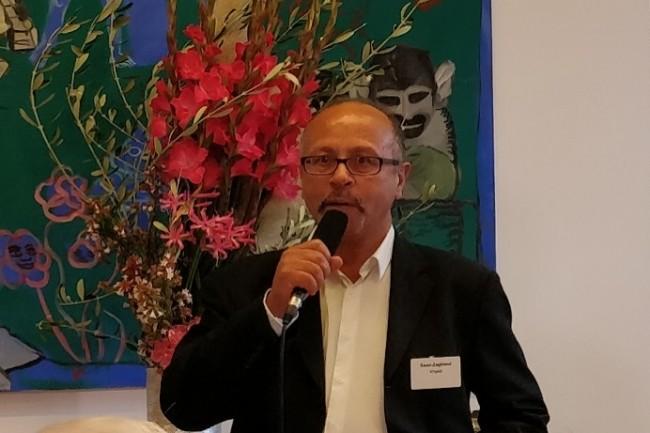 Khalid Saad Zaghloulhead digital risk & fintechs au sein de la BNP Paribas Personal Finance, a choisi Mondobrain pour améliorer le processus d'octri de crédit. (Crédit Photo: JC)