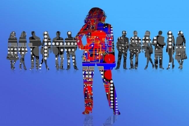 Les Français ne sont pas égaux devant la connaissance de l'IA, mais voient des opportunité sur la santé et la sécurité. (Crédit Photo : Geralt/Pixabay)