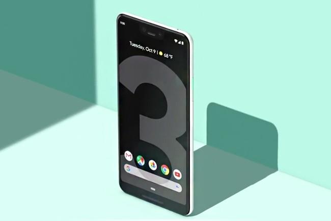 Lancé hier, entre autres nouveautés, le Pixel 3 est disponible en précommande à partir de 690 € HT. (Crédit : Google)