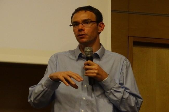 Christophe Lemaire, chef de projet à Pôle Emploi, a déployé la plateforme OpenAM de Forgerock pour la gestion d'identité. Crédit Photo: Jacques Cheminat