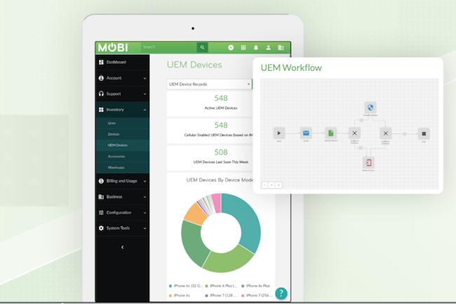 Mobi s'invite dans le marché de l'UEM avec une gestion étendue aux appareils desktop et IoT. (Crédit D.R.)